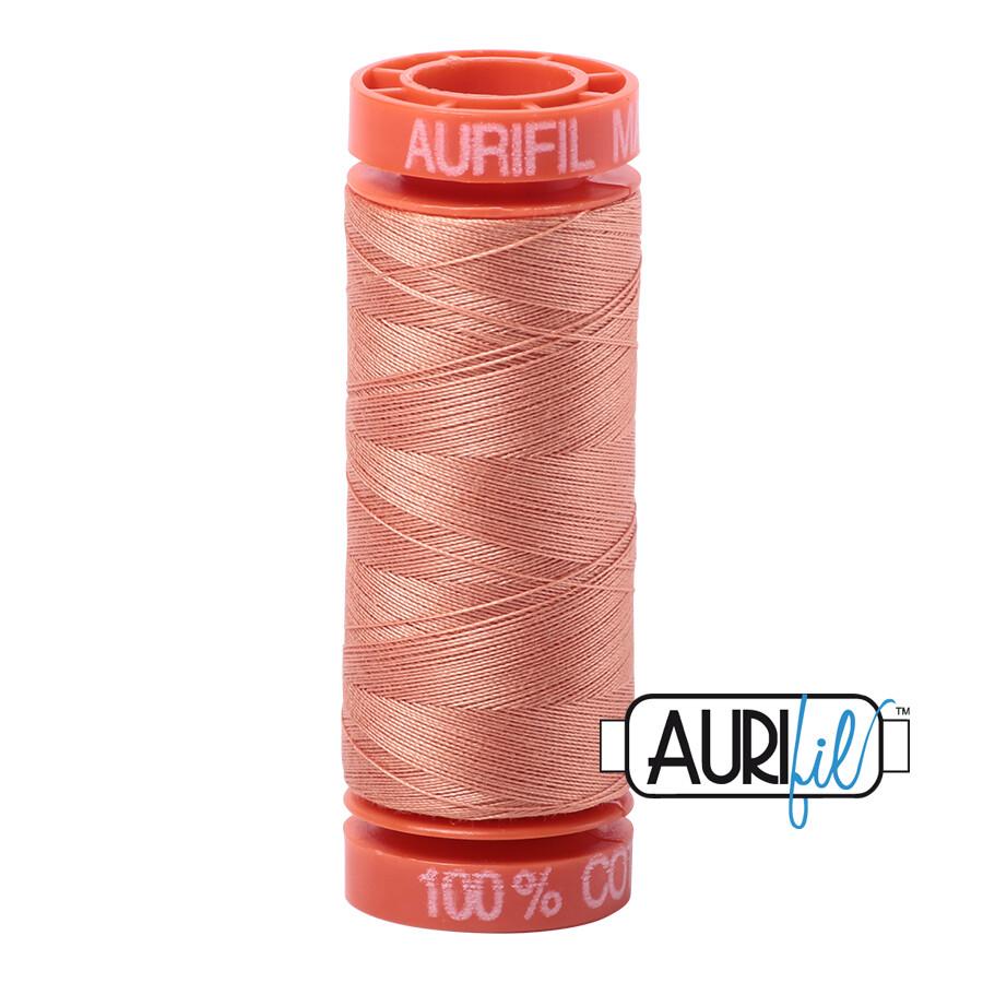 Aurifil Cotton Thread - Peach
