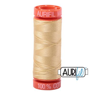 Aurifil Cotton Thread - Wheat