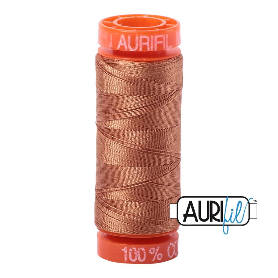 Aurifil Cotton Thread - Light Chestnut