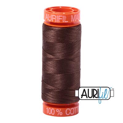 Aurifil Cotton Thread - Medium Bark