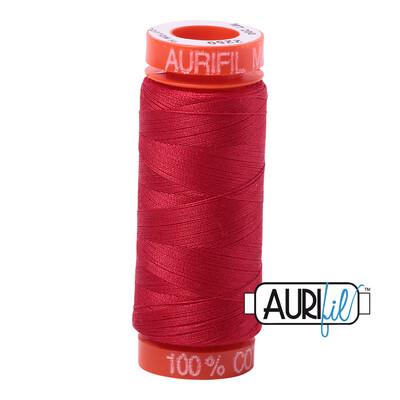 Aurifil Cotton Thread - Red