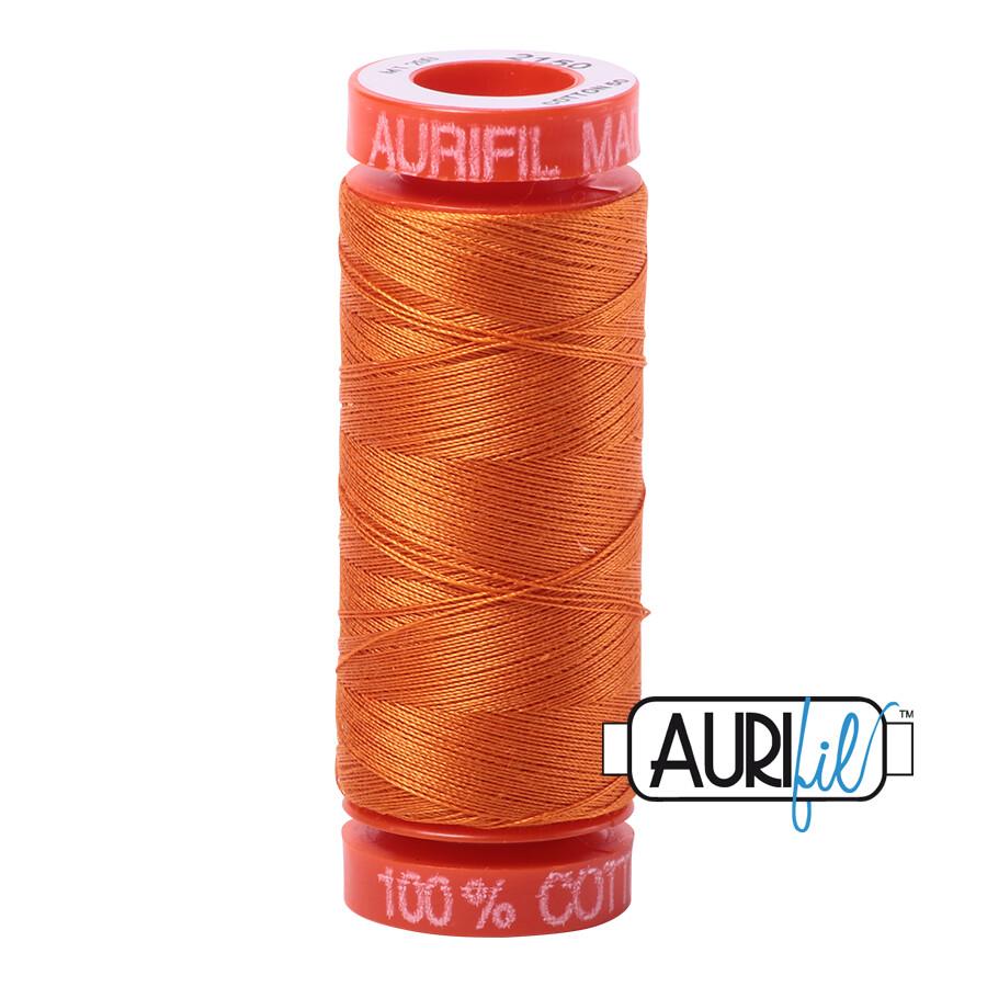 Aurifil Cotton Thread - Pumpkin