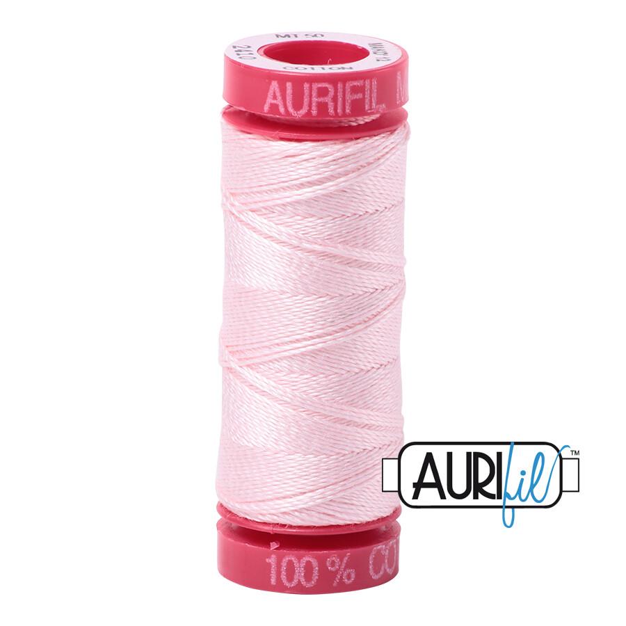 Aurifil Cotton Thread - Pale Pink