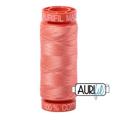 Aurifil Cotton Thread - Light Salmon