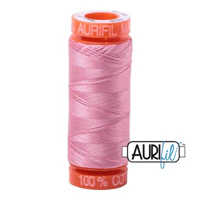 Aurifil Cotton Thread - Antique Rose