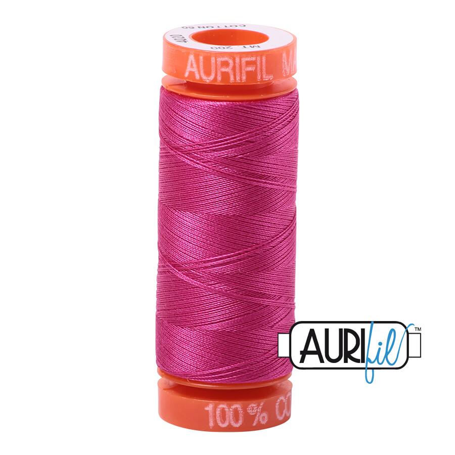Aurifil Cotton Thread - Fuchsia