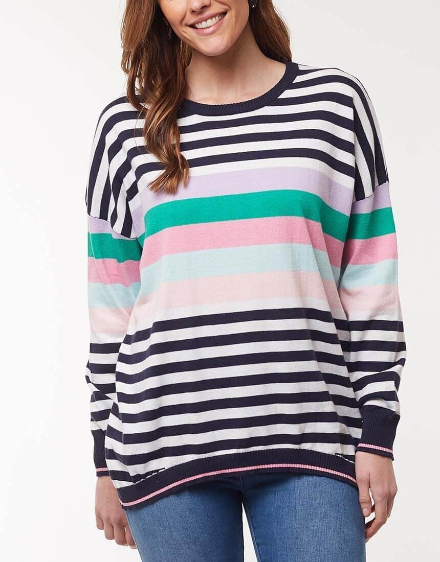 Passion Stripe Knit