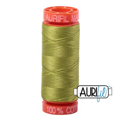 Aurifil Cotton Thread - Light Leaf Green