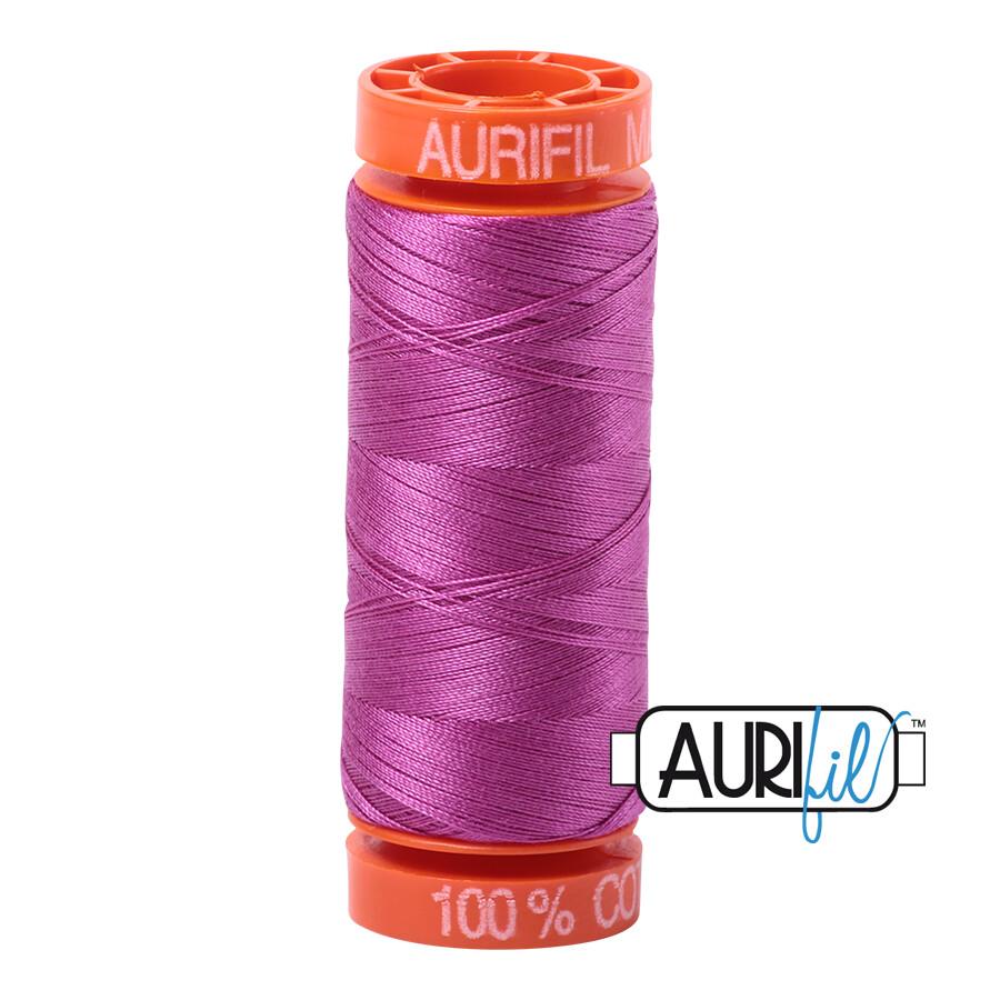 Aurifil Cotton Thread - Medium Purple