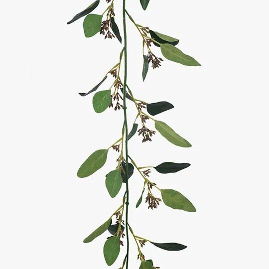 Eucalyptus Seed Garland 174cm