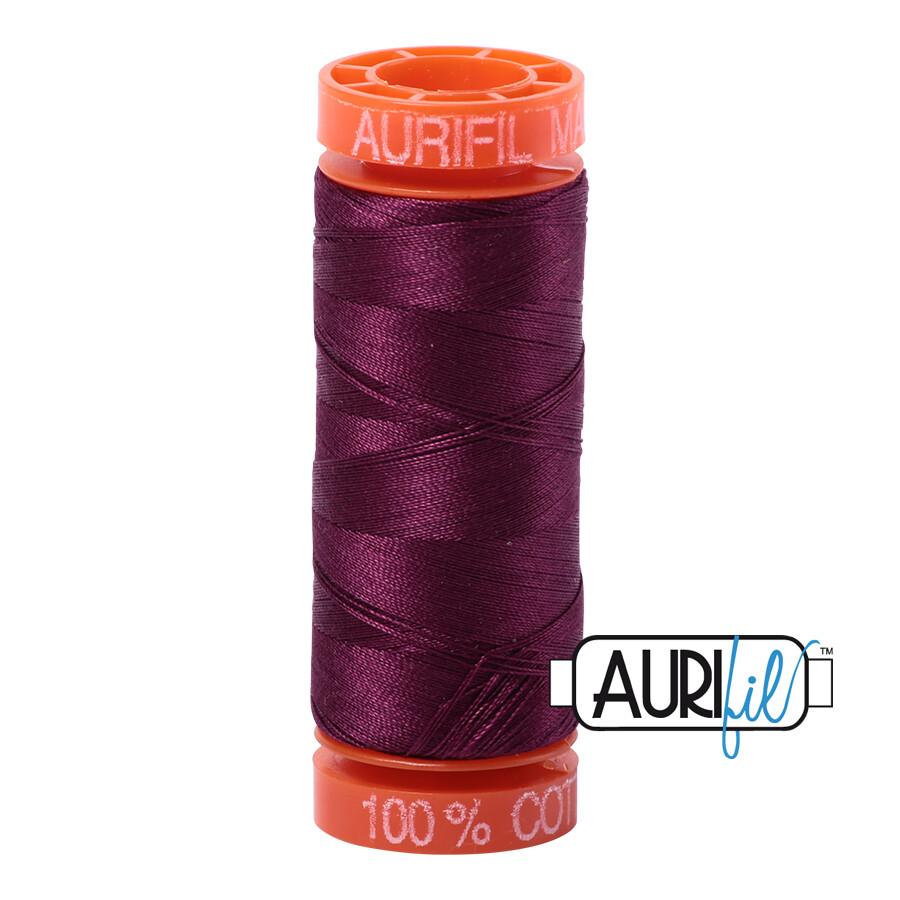 Aurifil Cotton Thread - Plum