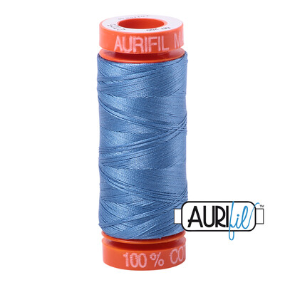 Aurifil Cotton Thread - Light Wedgewood