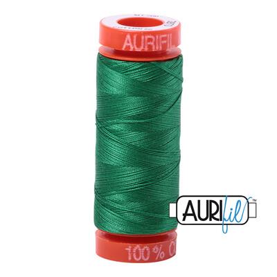 Aurifil Cotton Thread - Green