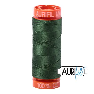 Aurifil Cotton Thread - Pine