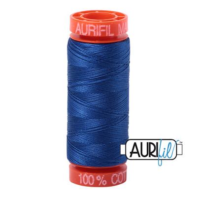 Aurifil Cotton Thread - Medium Blue