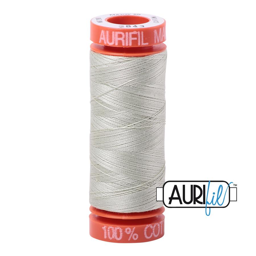 Aurifil Cotton Thread - Light Grey Green