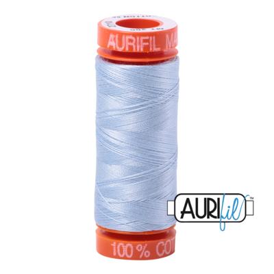 Aurifil Cotton Thread - Light Robins Egg