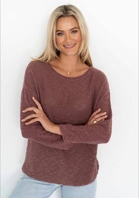 Sofia Sweater Pinot