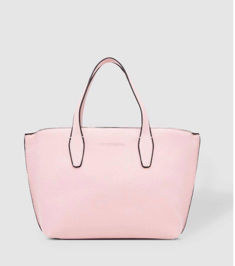 Minnie Pale Pink Bag