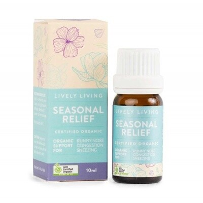 Lively Living - Seasonal Relief