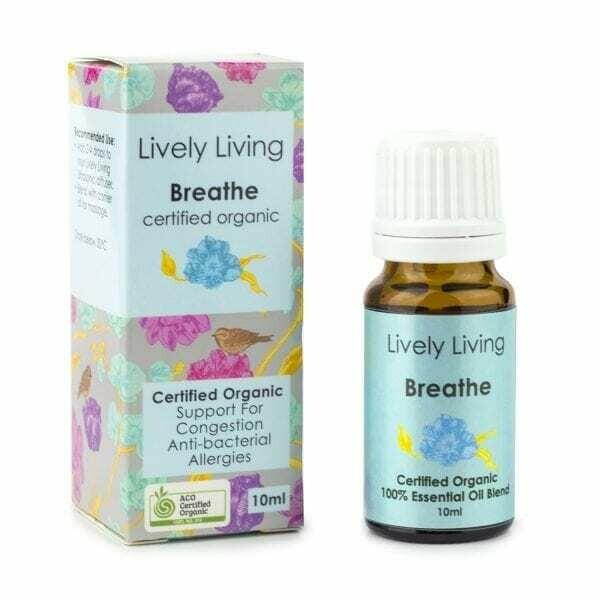Lively Living - Breathe