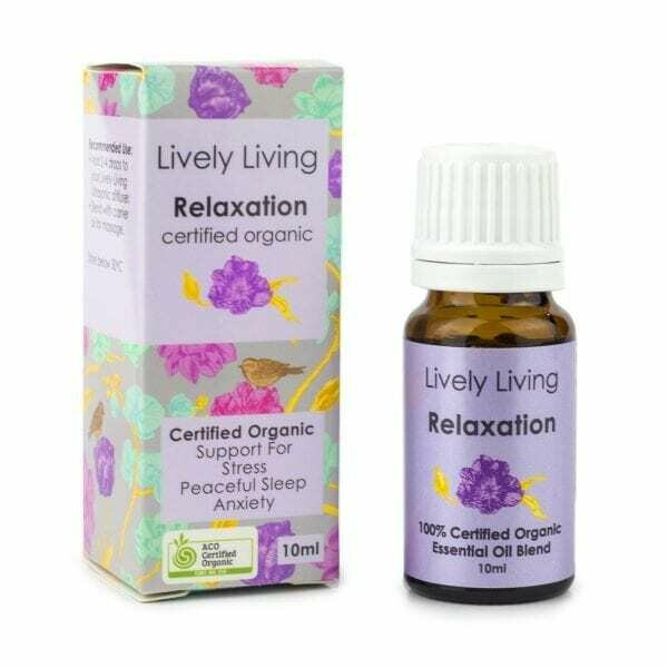 Lively Living-Relaxation