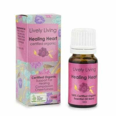 Lively Living - Healing Heart