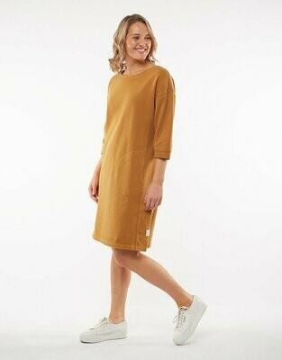 Cloudy Bay Dress Gold