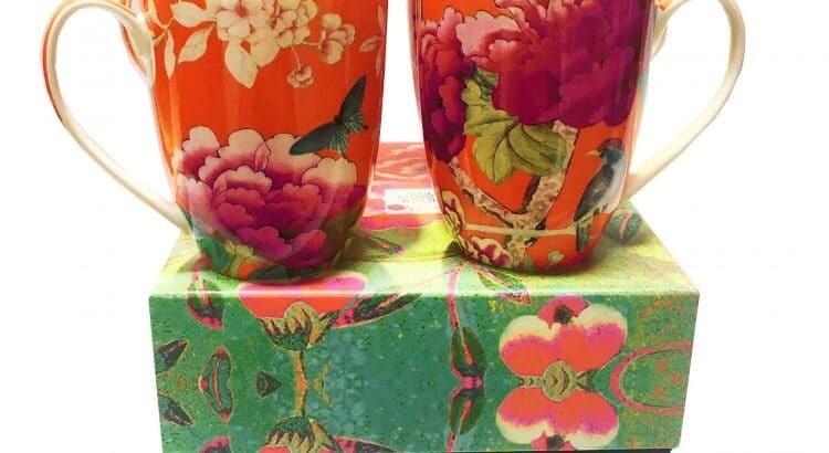 Mug Set Tangerine