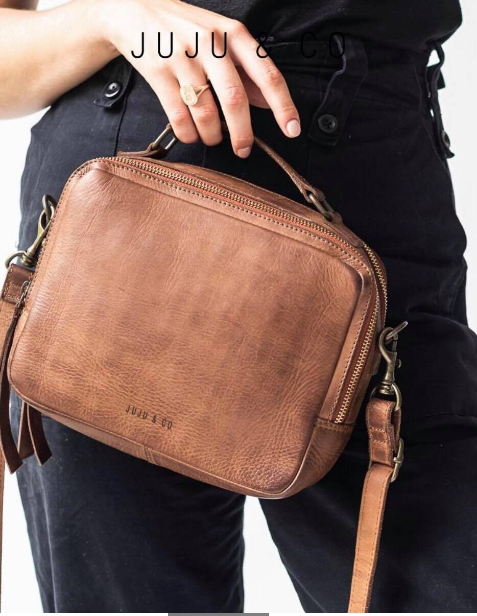 Berlin Bag Cognac