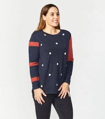 Spotty Sweater