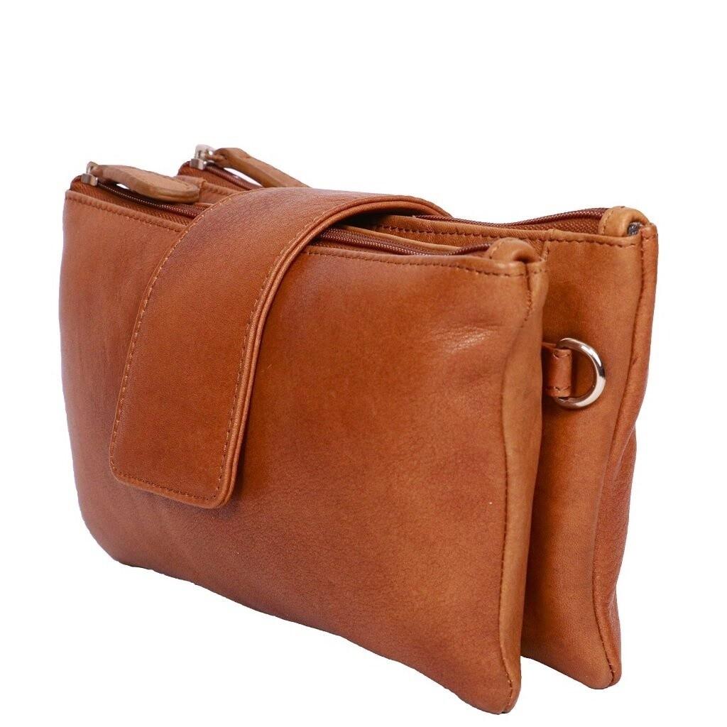 Crossbody Bag Small Tan