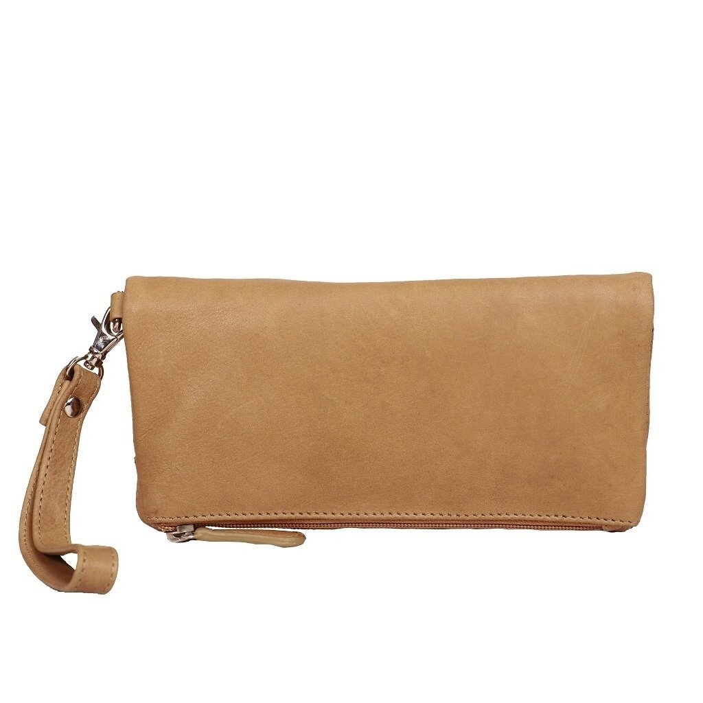 Ladies Wallet Camel