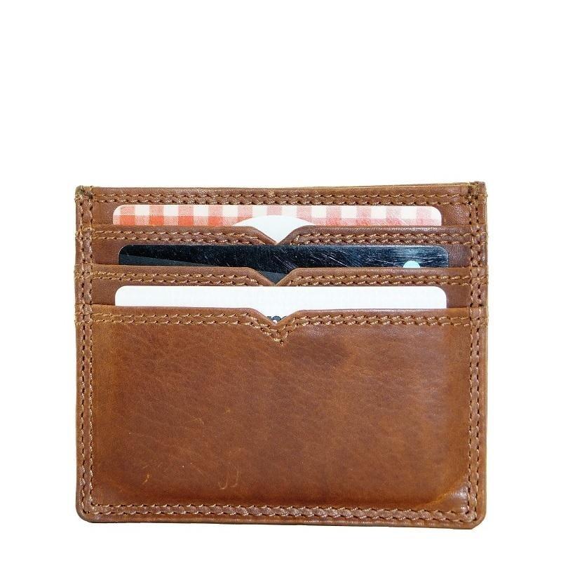 Card Holder-Tan