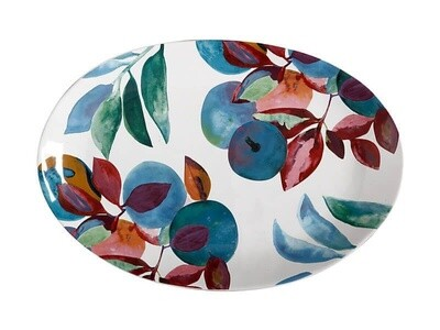 Samba Oval Platter 40x28cm