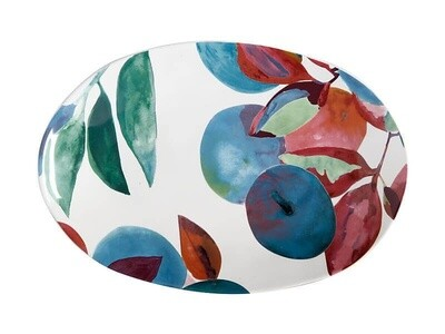 Samba Oval Platter 28x19cm