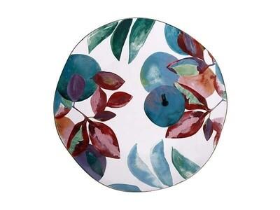 Samba Round Platter 30cm