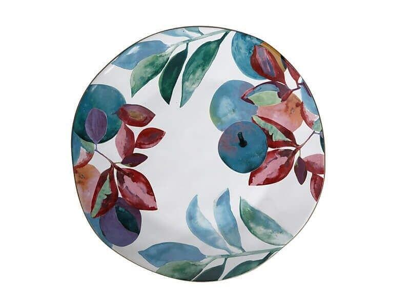 Samba Round Platter 35cm