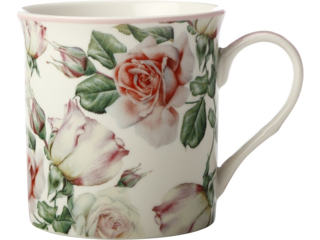 Chelsea Gardens Mug 300ML Rose