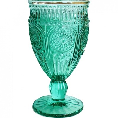 Wine Glass Emerald