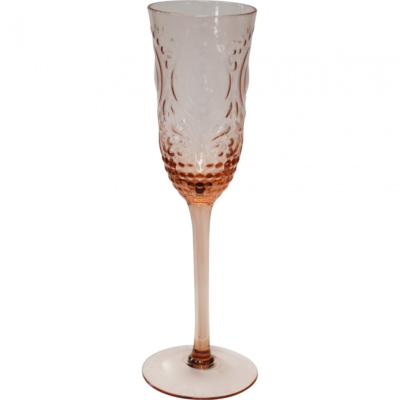 Champagne Flute Kasia Peach