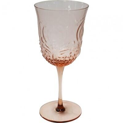 Wine Glass Kasia Peach