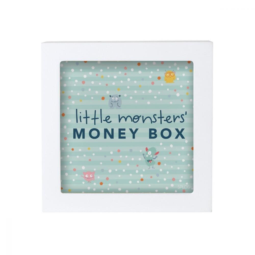 Colourful Kids Monster Mini Change Box