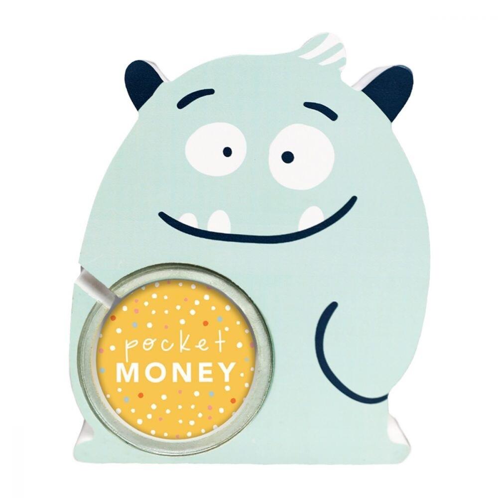Colourful Kids Monster Money Box