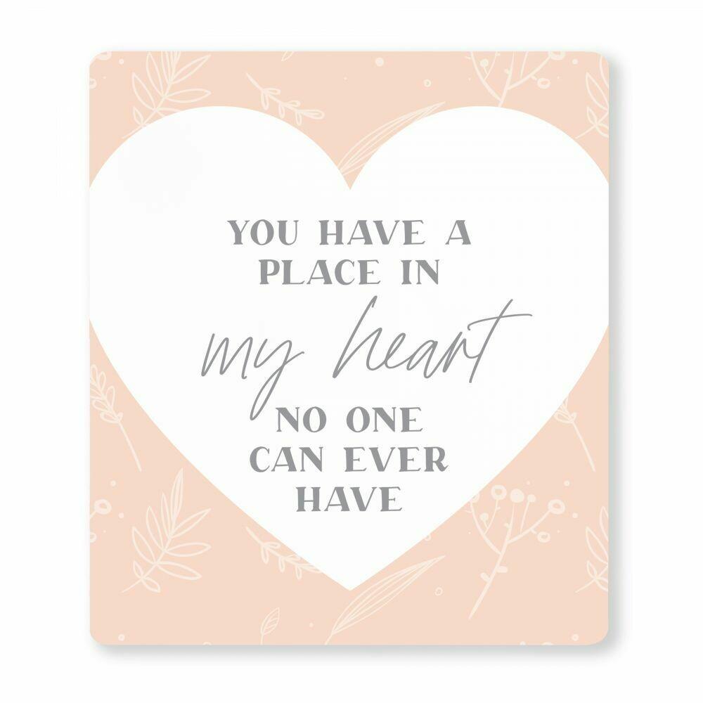 Baby Heart Verse
