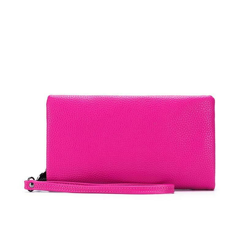 Mavie Wallet Fuchsia
