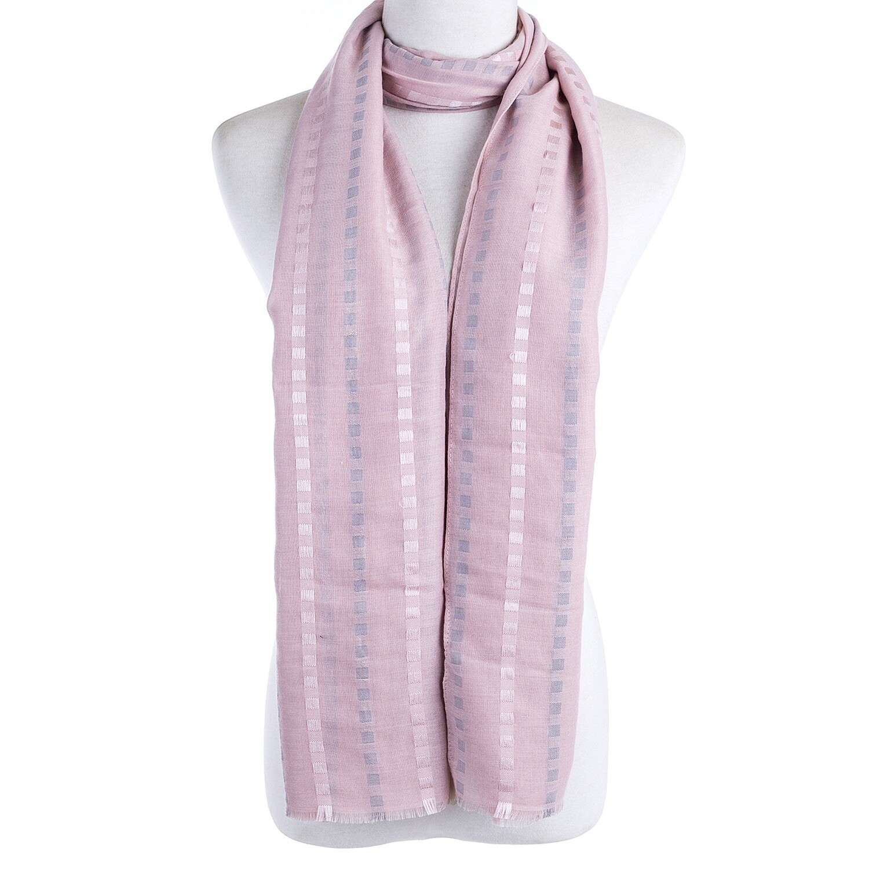 Scarf SC9660 Pink