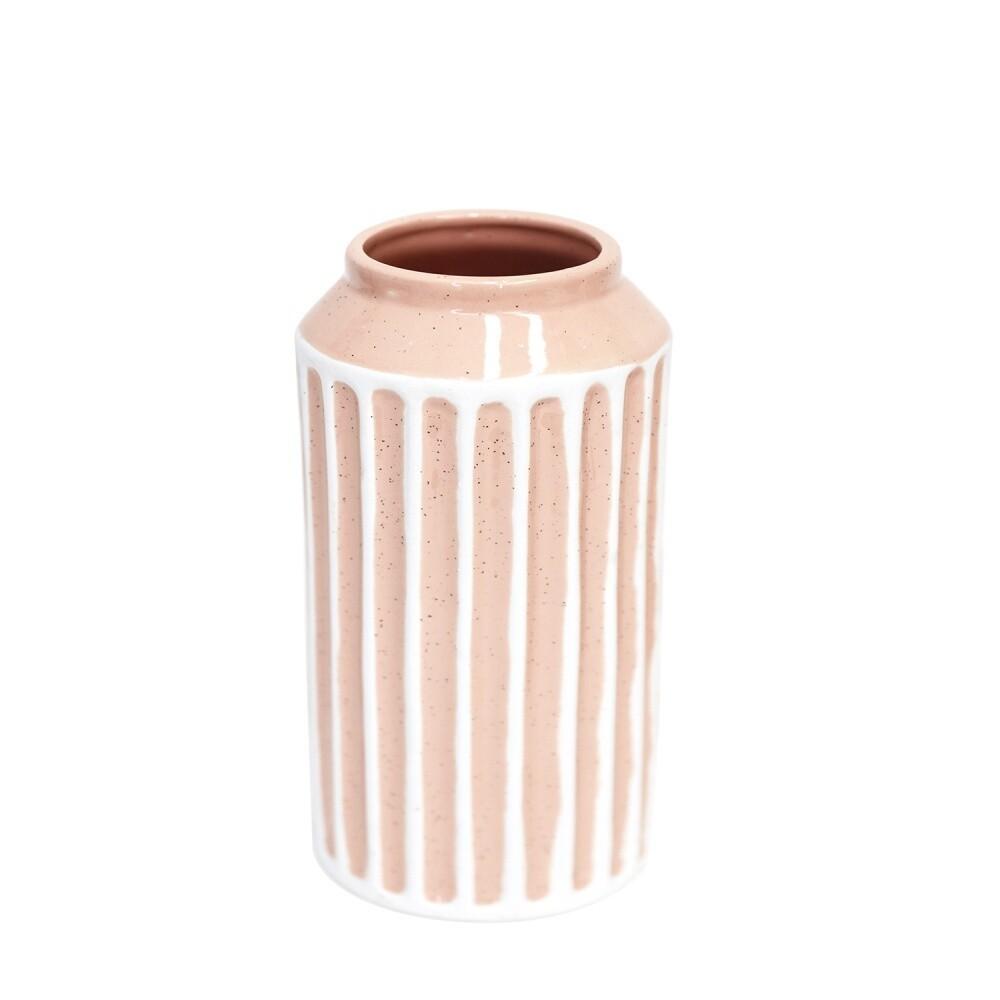 Byron Bliss Peach Small Vase