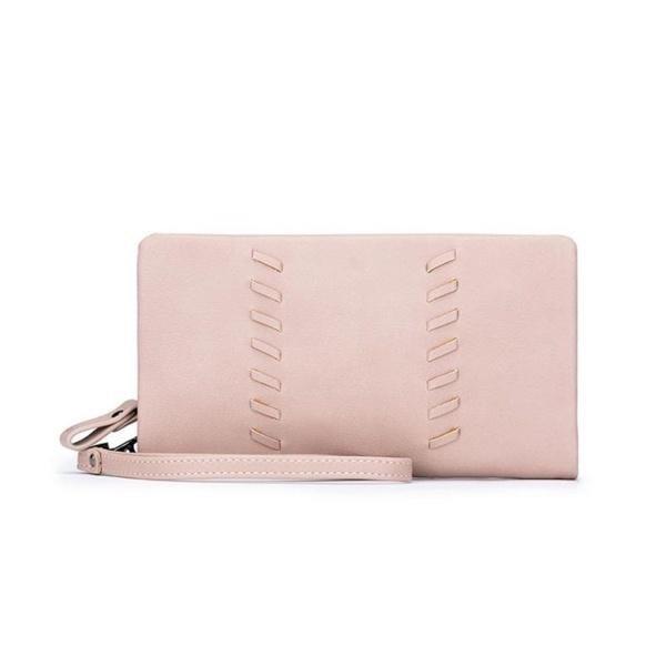 Sky Wallet Winter Pink