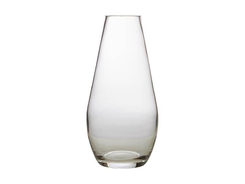 Diamante Teardrop Vase 25cm